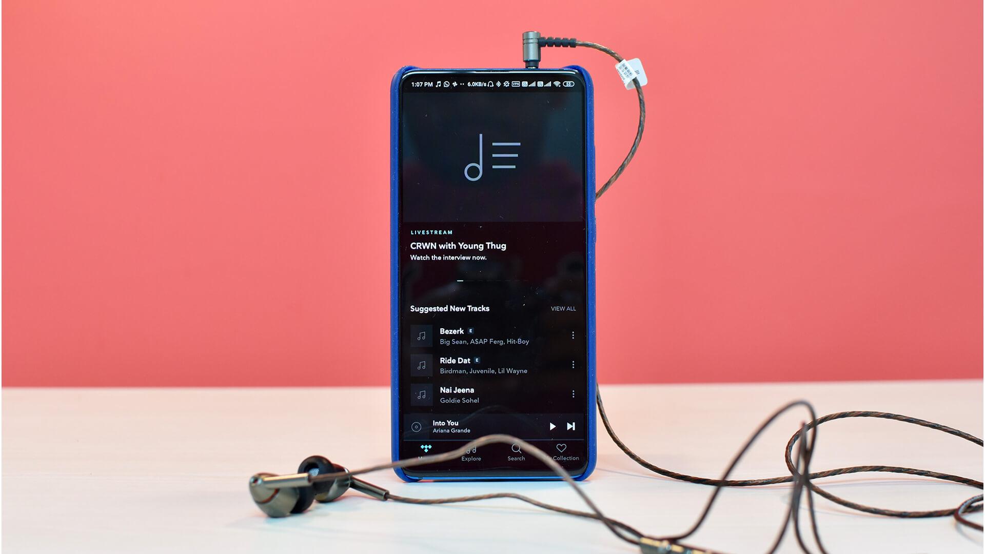 Xiaomi Redmi K20 Pro Wired Headphones