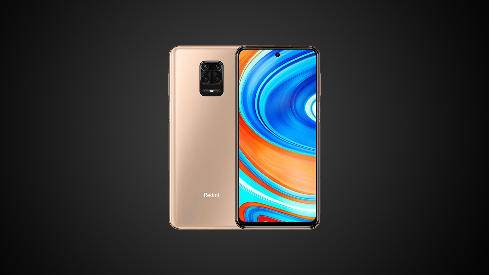 Xiaomi Redmi Note 9 Pro, Note 9 Pro Max Now Available in Champagne Gold Colour in India