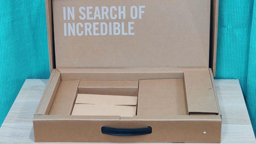 ASUS ExpertBook P2 P2451FB Box Packaging