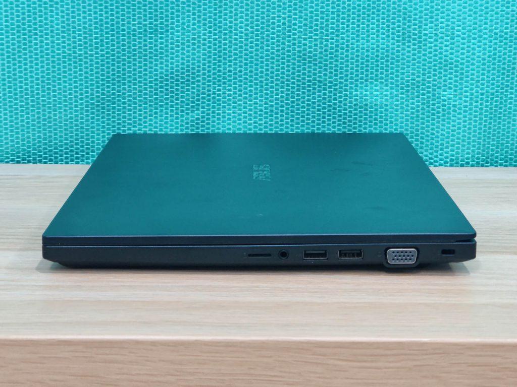 ASUS ExpertBook P2 P2451FB Headphone MicroSD VGA Ports