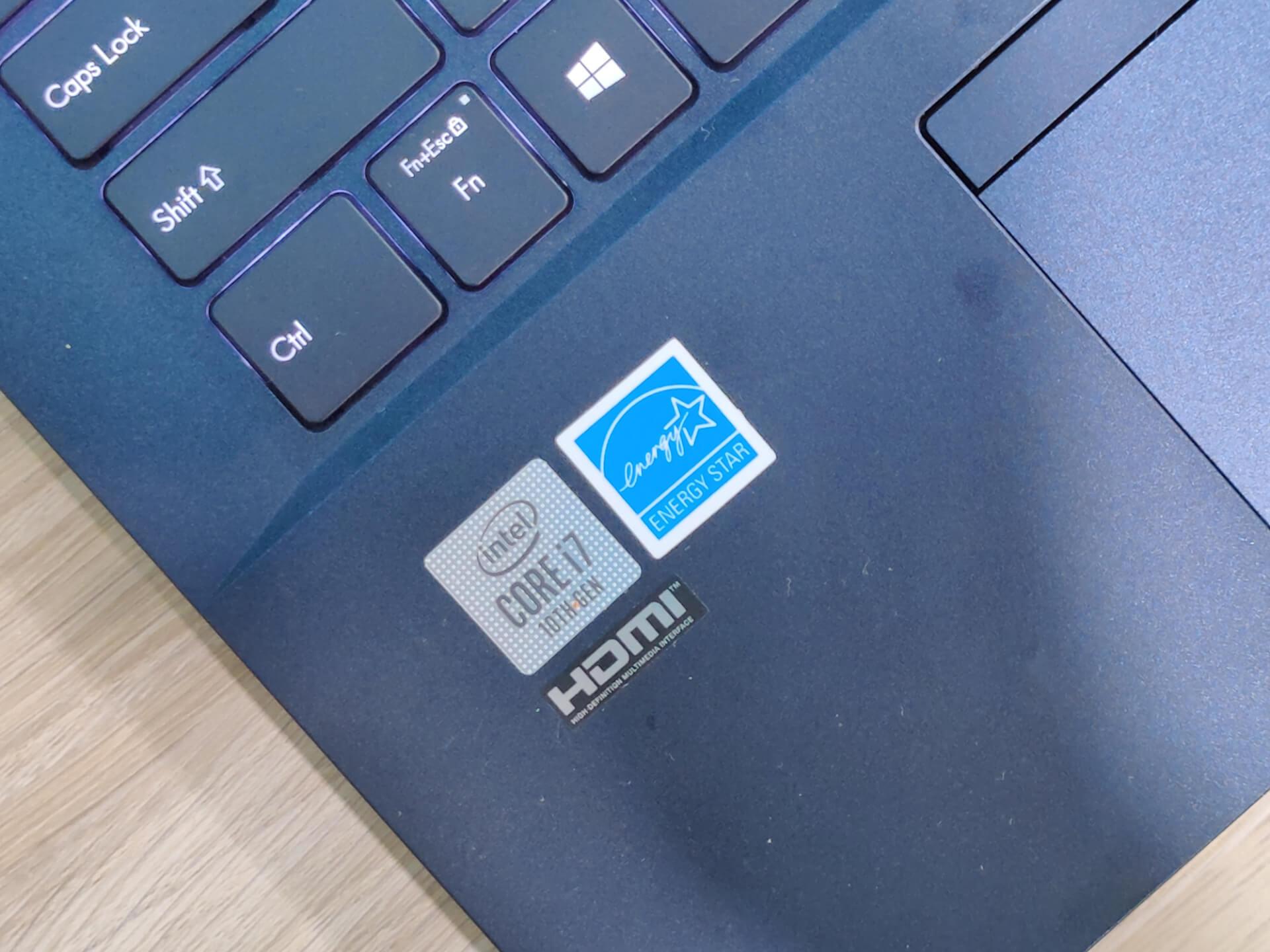 ASUS ExpertBook P2 P2451FB Intel Core i7 10510U Processor