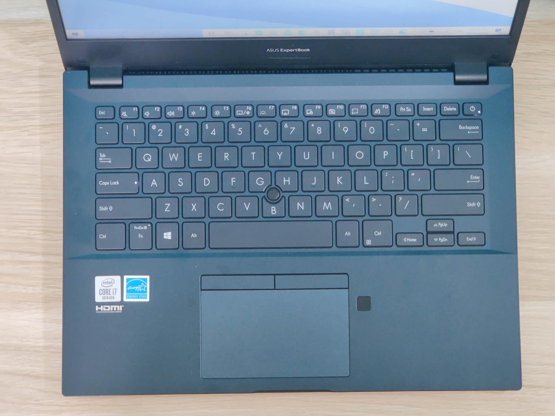 ASUS ExpertBook P2 P2451FB Keyboard