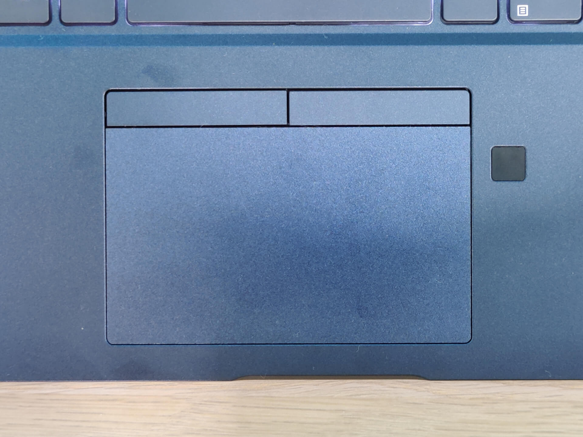 ASUS ExpertBook P2 P2451FB Trackpad Fingerprint Reader