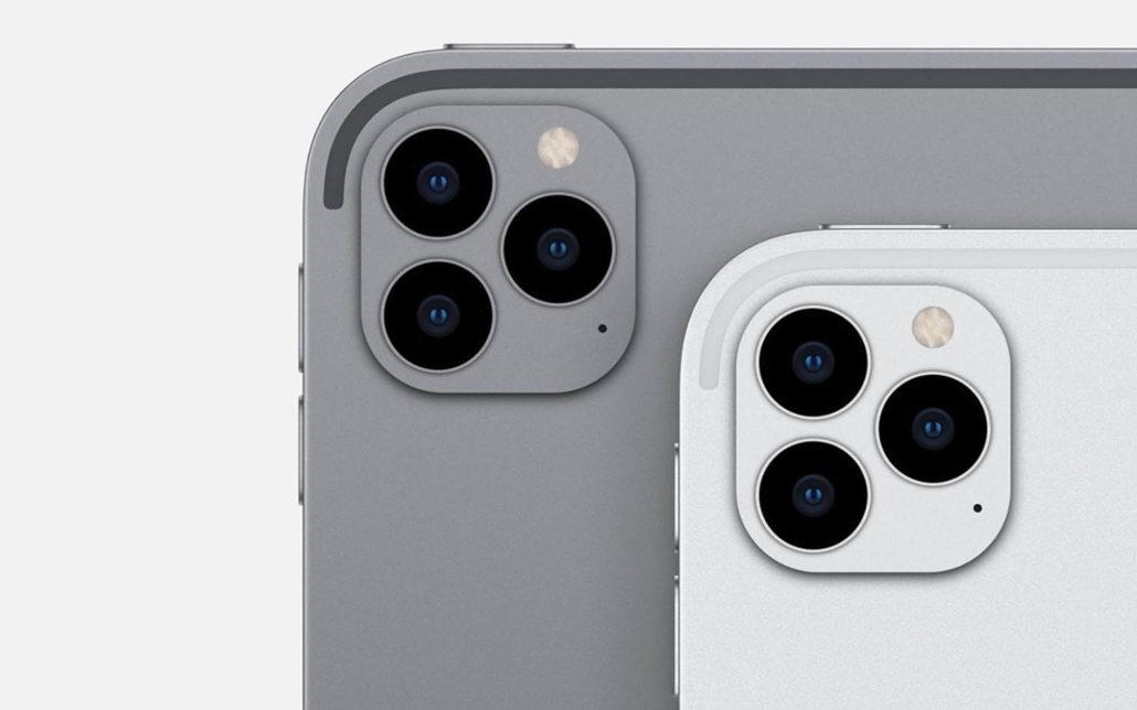 Apple iPad Pro Camera LiDAR