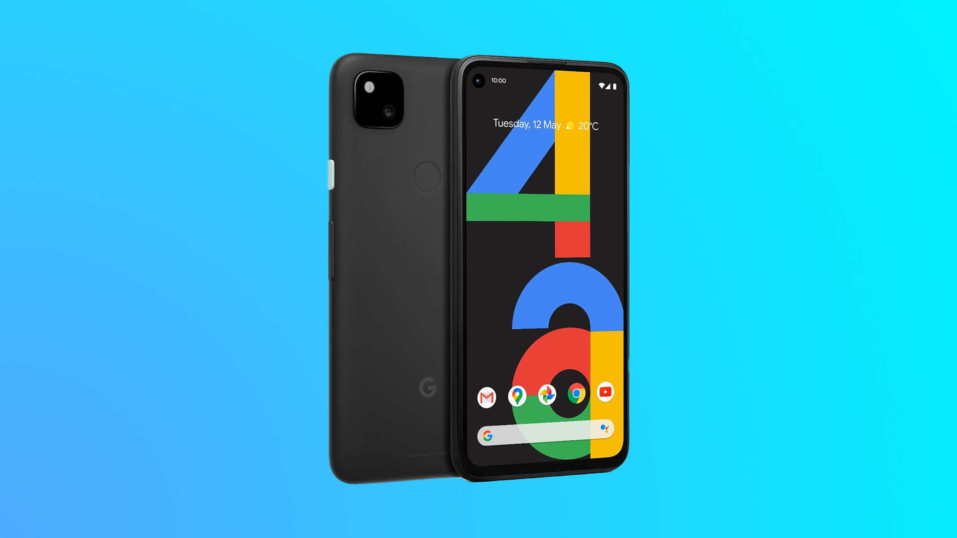 Google Pixel 4a Is Coming to India on October 17