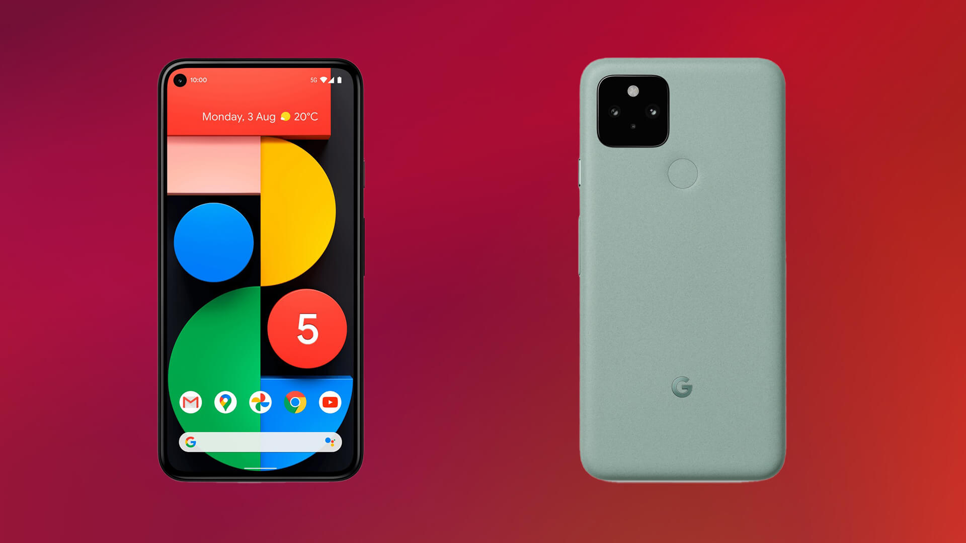 Google Pixel 5 Brings 90Hz OLED Screen, Snapdragon 765G, and 5G: Specs