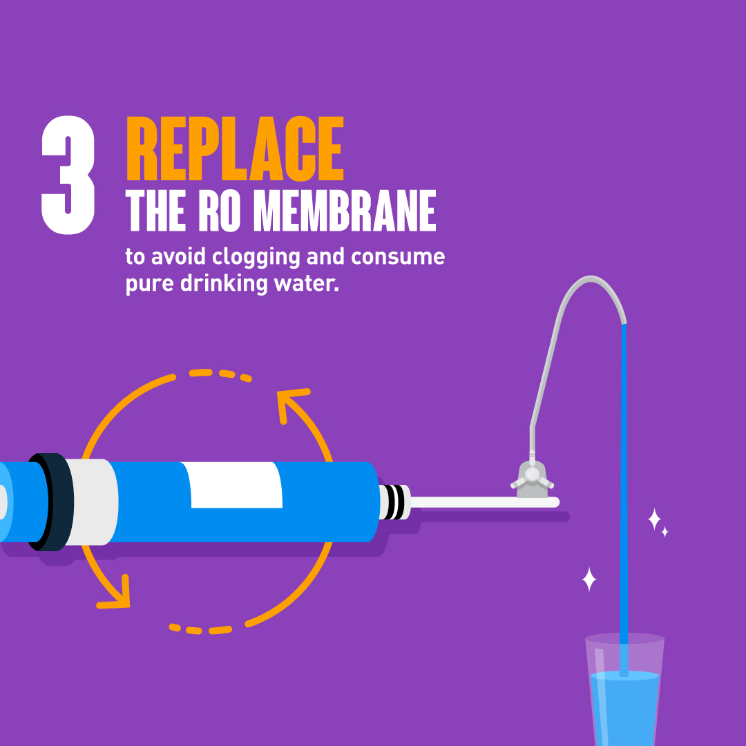 Ways to Keep Your Water Purifier Working Efficiently - 03