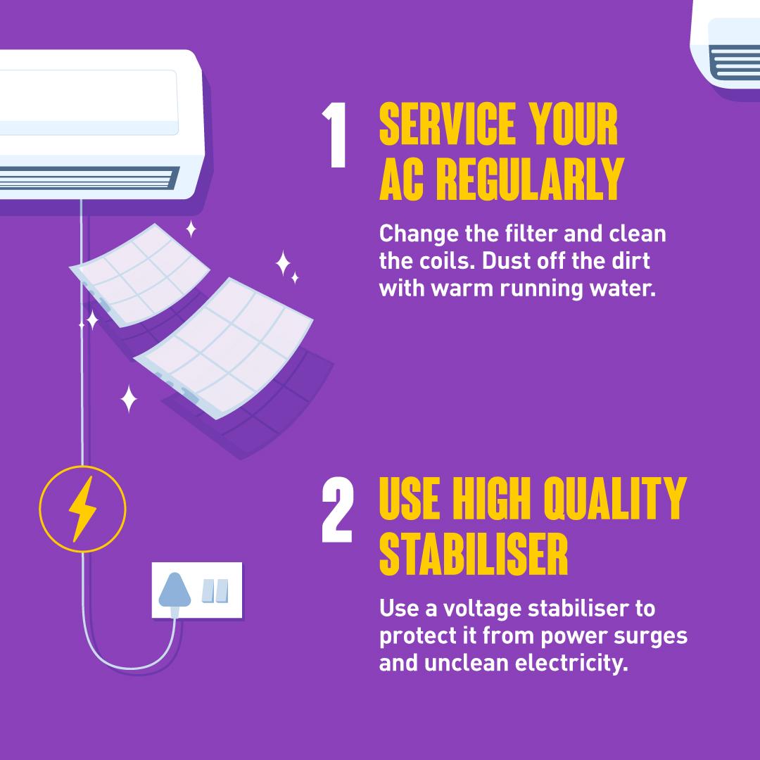 Ways To Make Your AC Last Longer - 01