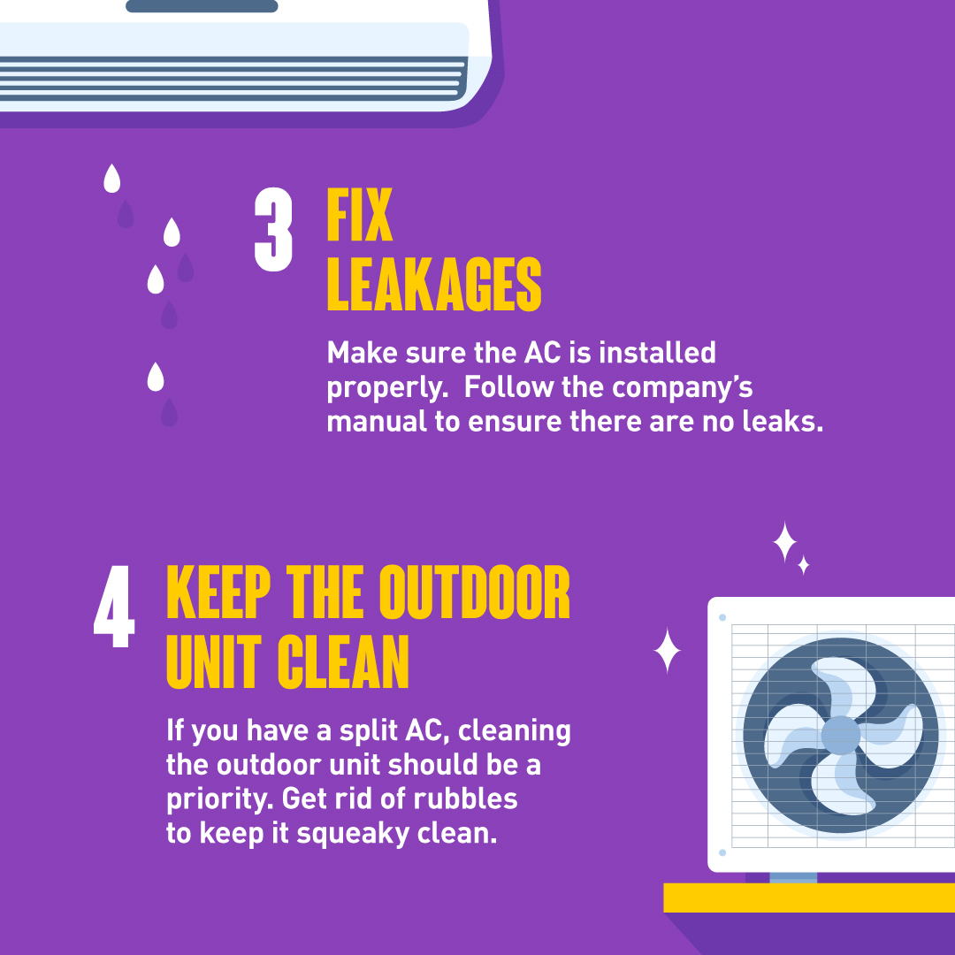 Ways To Make Your AC Last Longer - 02