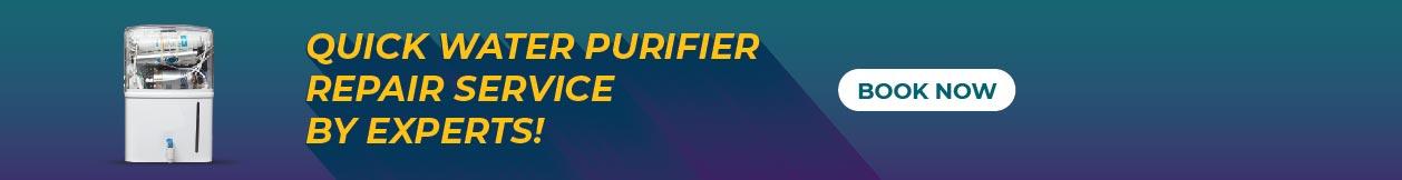 Water Purifier Repair
