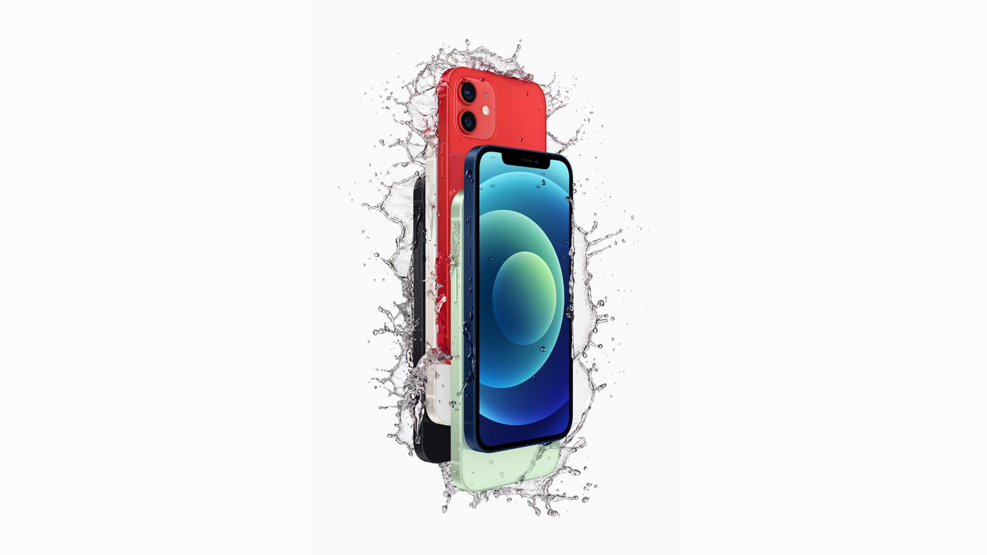 Apple iPhone 12 IP68 Certification