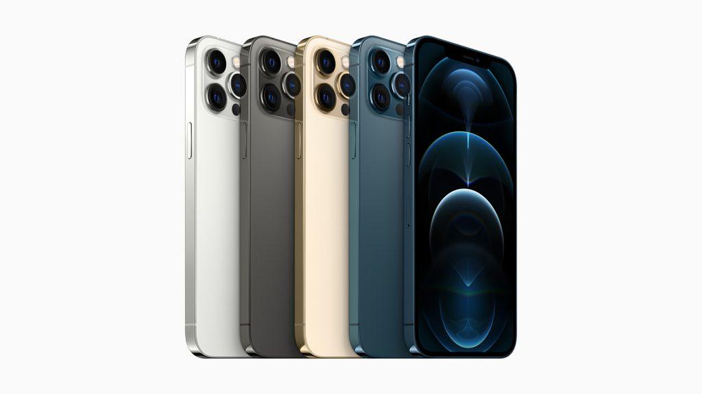 Apple iPhone 12 Pro Max Colours