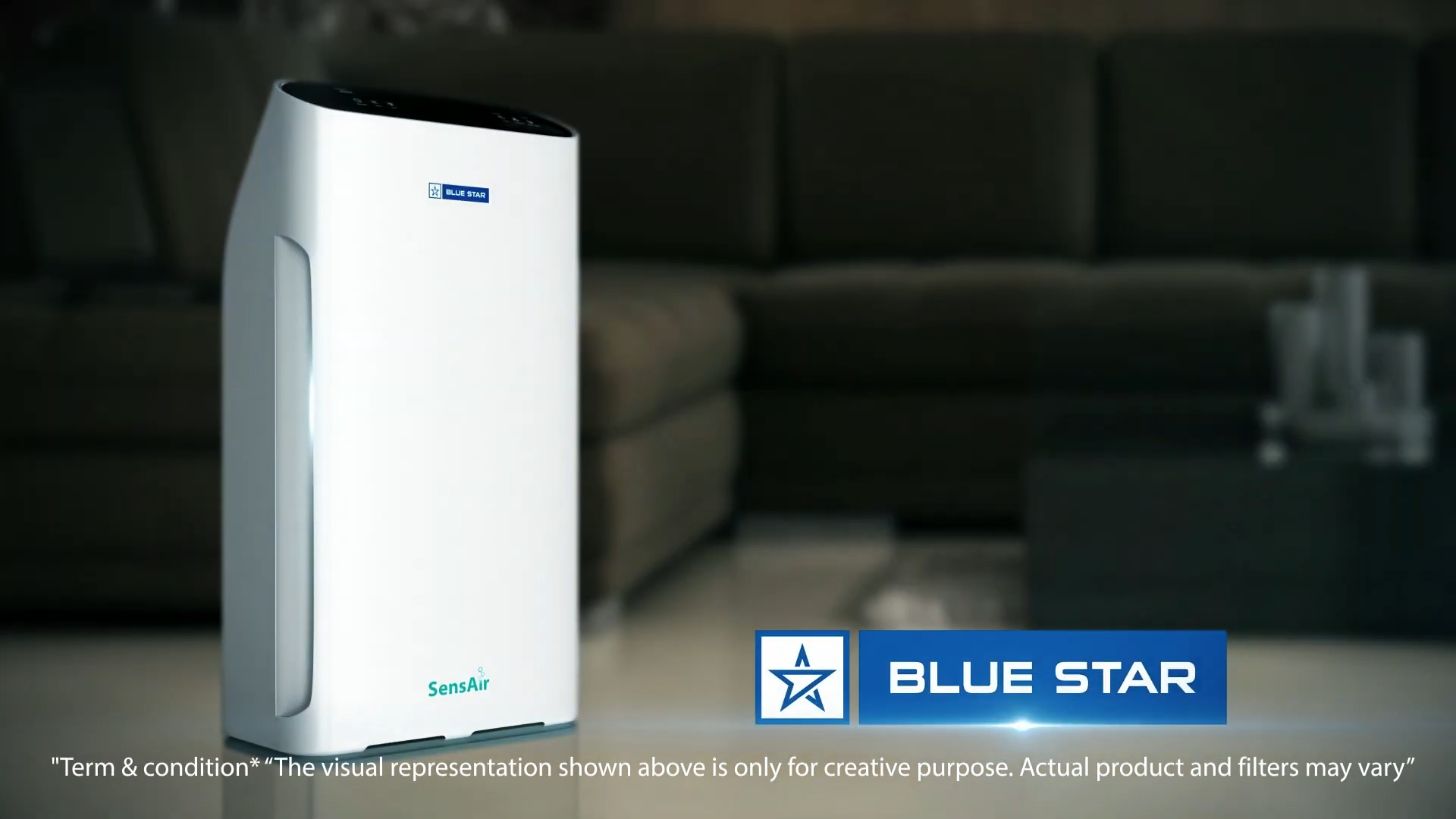 Blue Star BS-AP490LAN Air Purifiers
