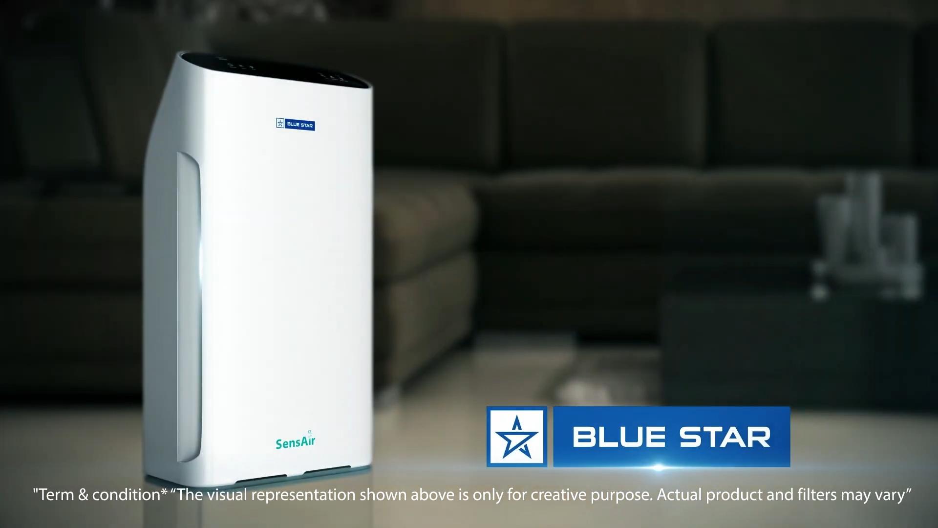 Blue Star BS-AP490LAN Air Purifiers