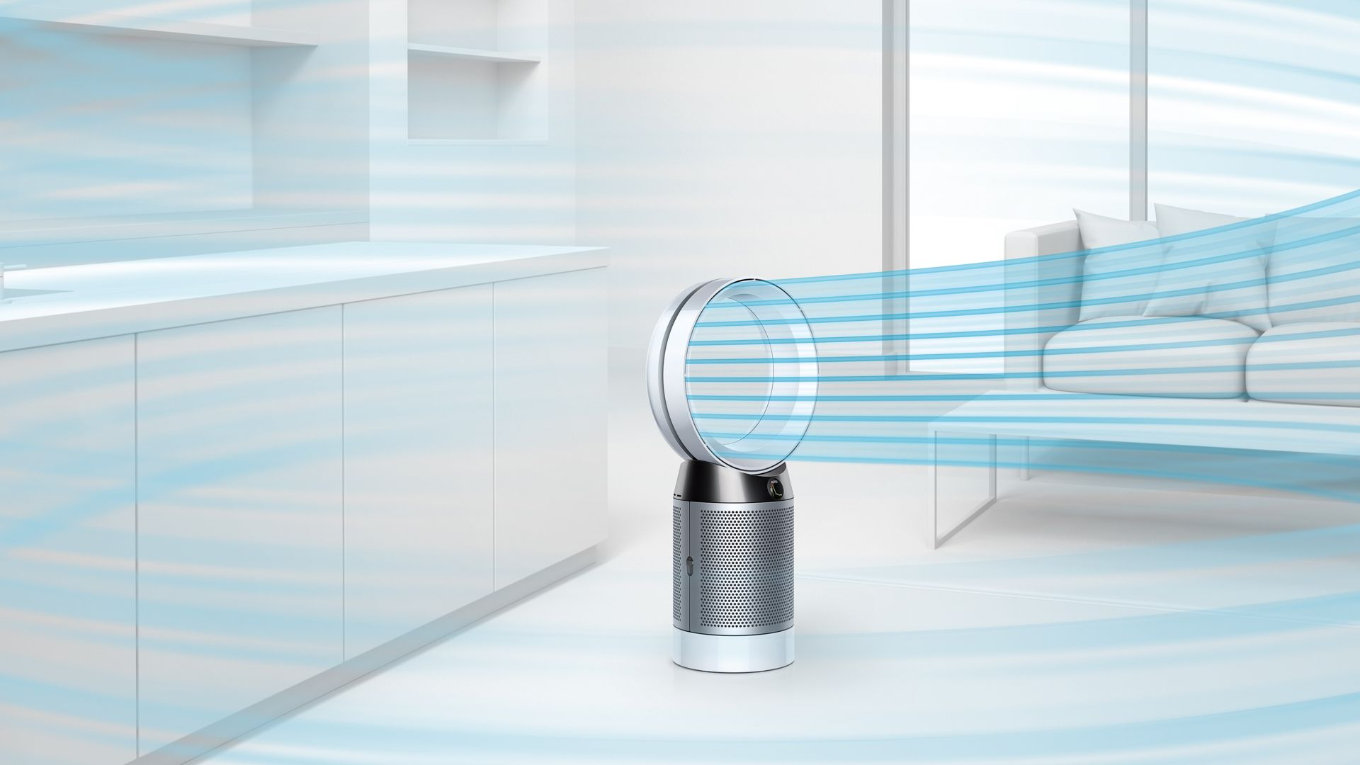 Dyson Pure Cool Advanced Technology Desk Air Purifier DP04