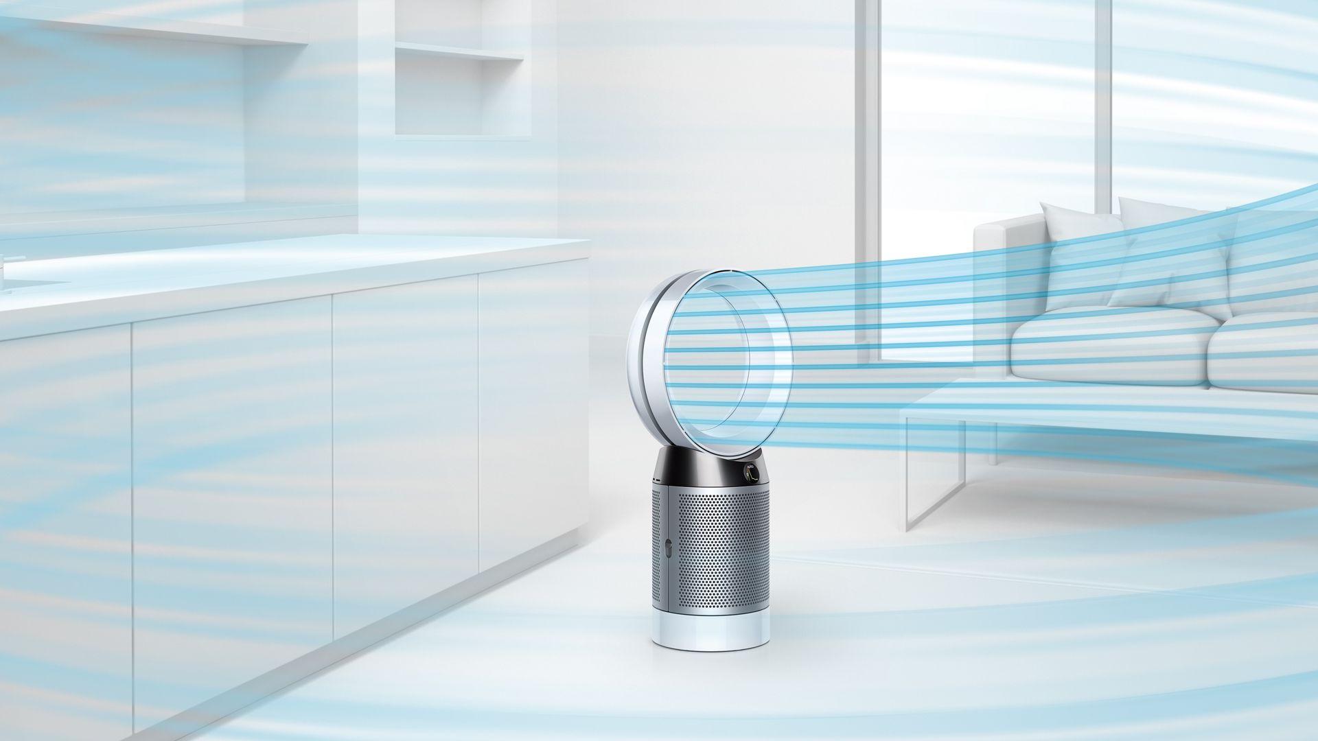 Dyson Pure Cool Advanced Technology Desk Air Purifier DP04