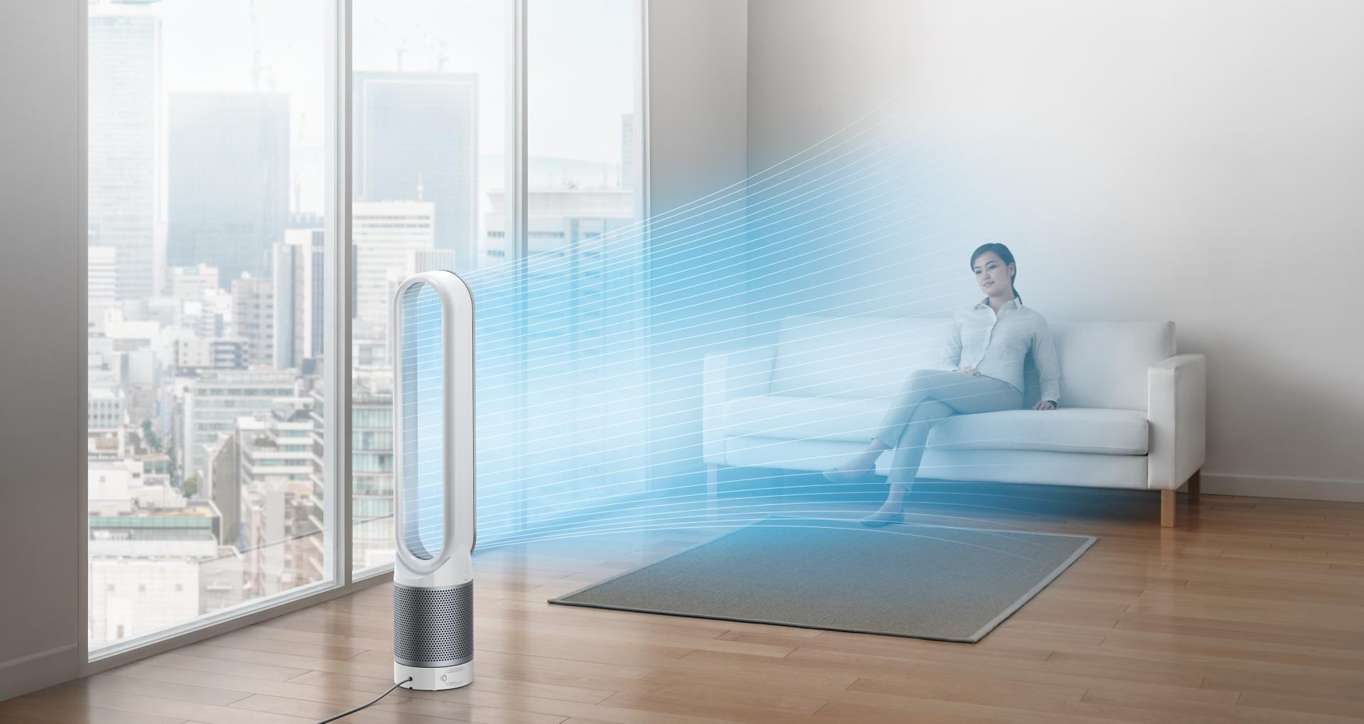 Dyson Pure Cool Link Tower Air Purifier TP03
