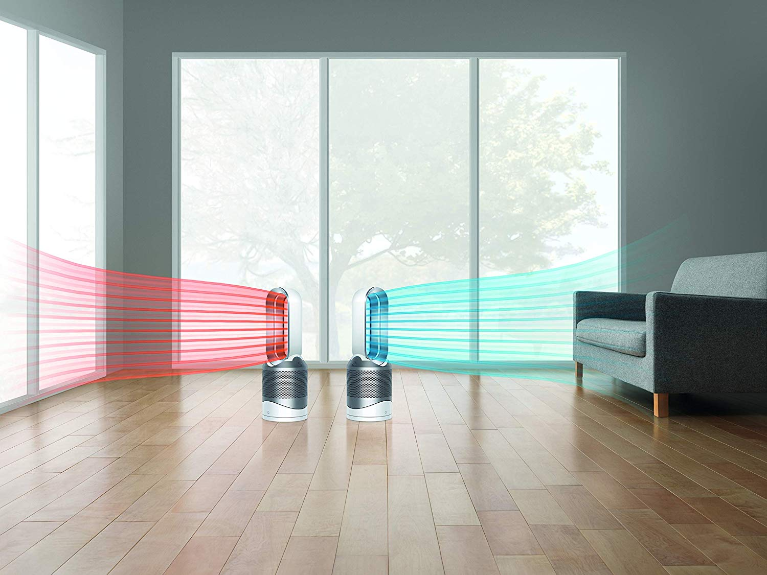 Dyson Pure Hot Cool Air Purifier