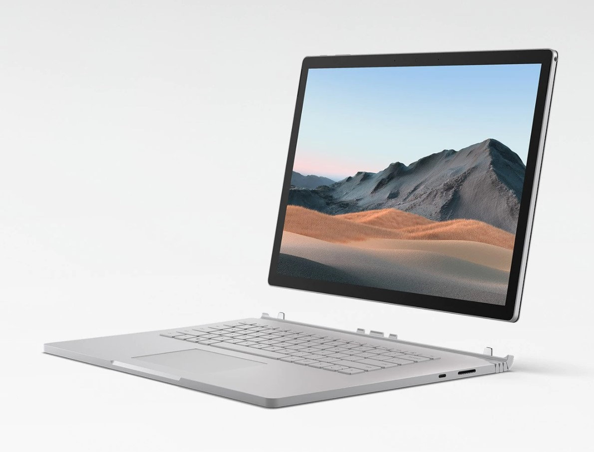 Microsoft Surface Book 3 Detacheable Keyboard