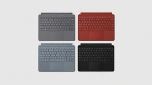 Microsoft Surface Go Type Cover Colors