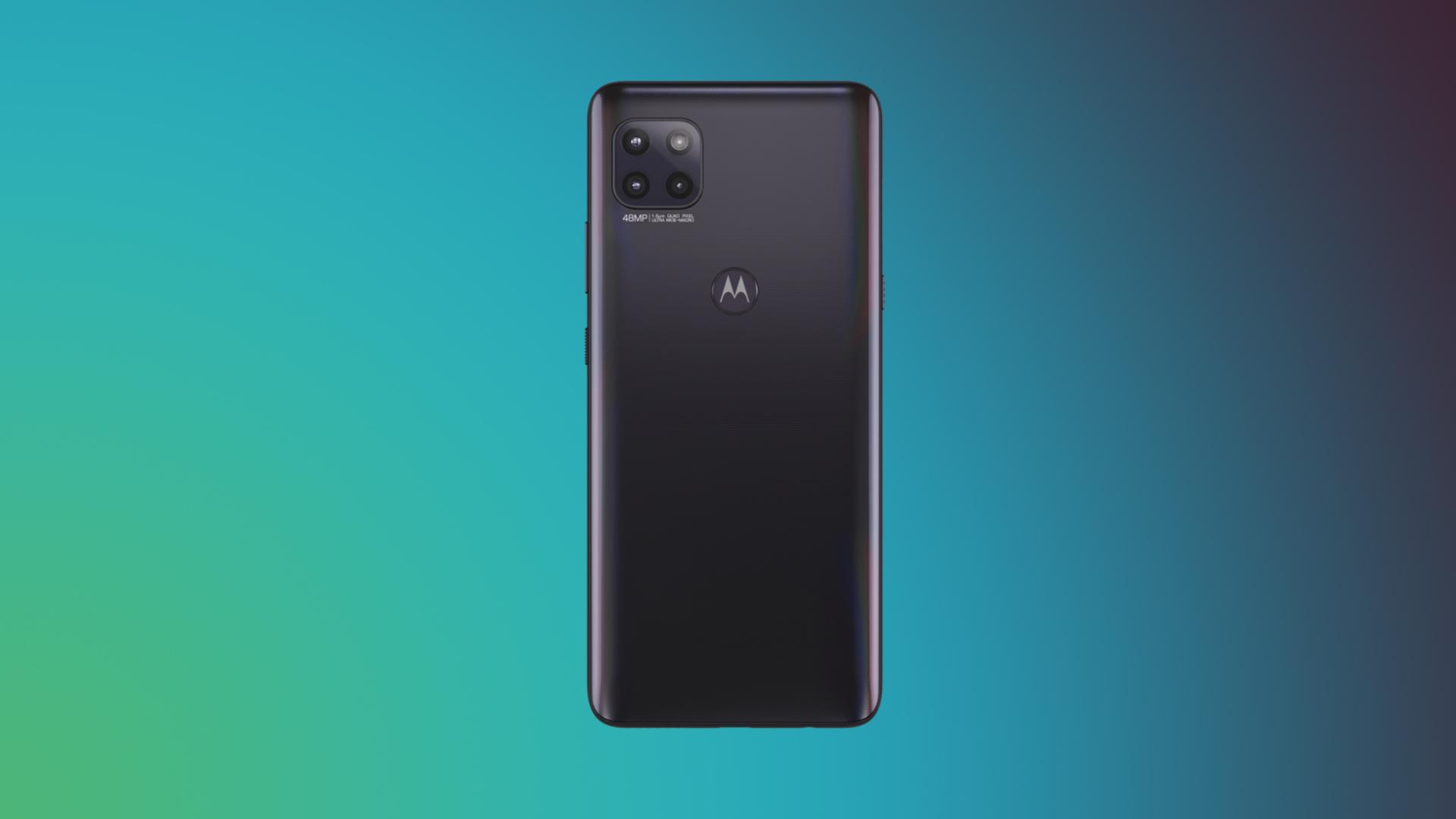 Motorola Moto G 5G Quad Rear Camera