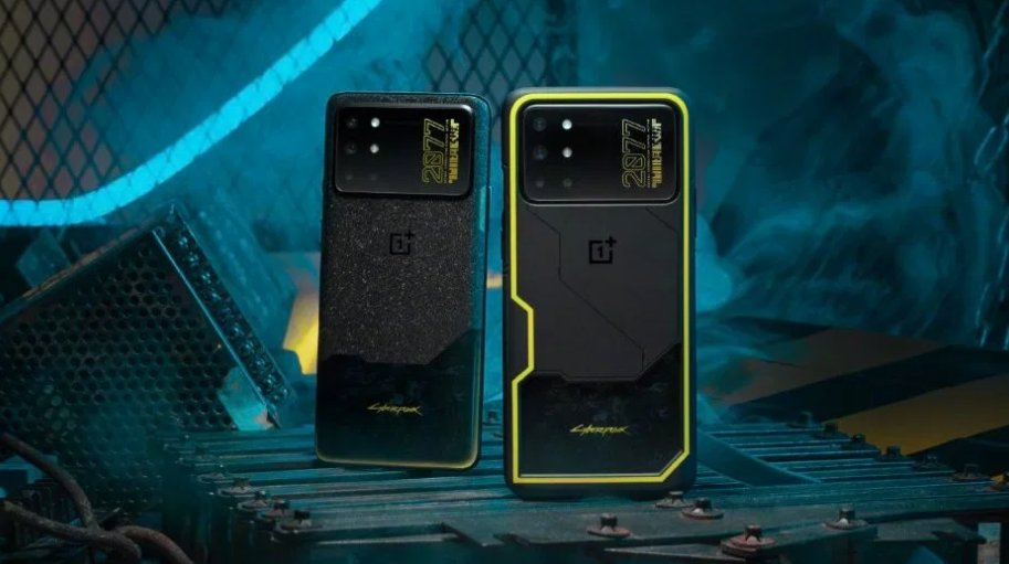 OnePlus 8T Cyberpunk 2077 Edition Case
