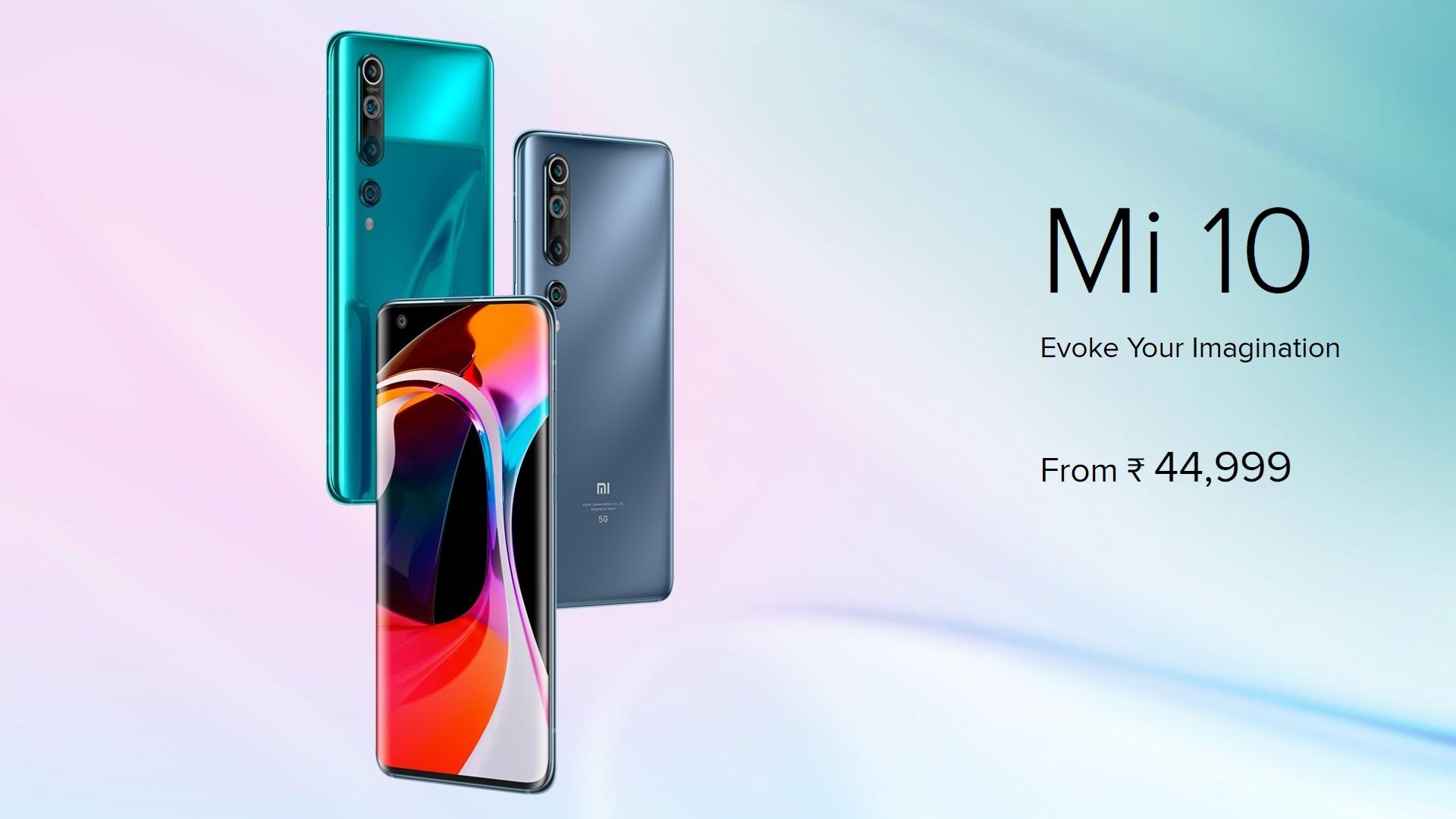 Xiaomi Mi 10 5G