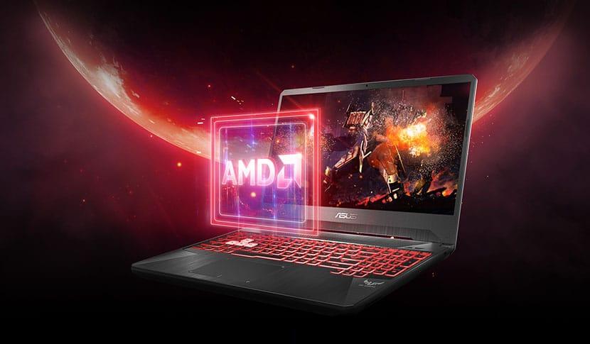 ASUS TUF Ryzen 5 Gaming Laptop