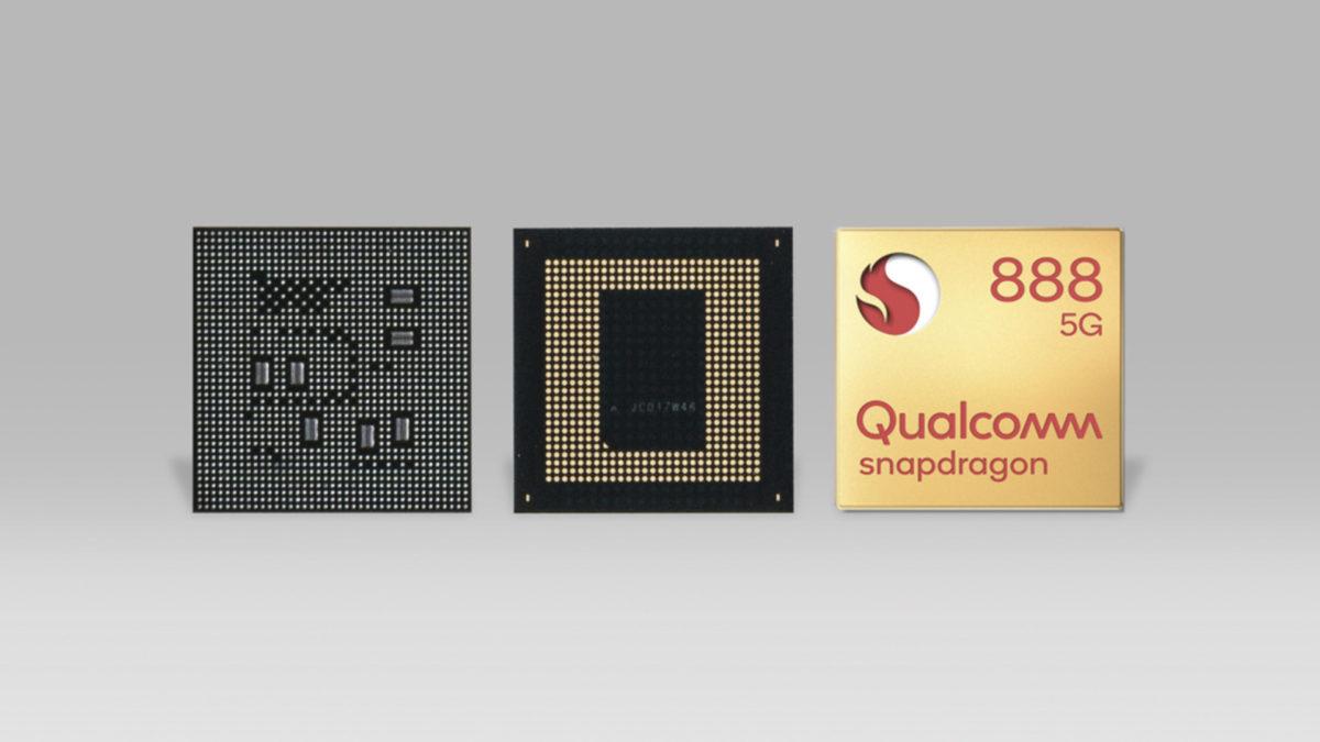 Qualcomm Snapdragon 888 Processor