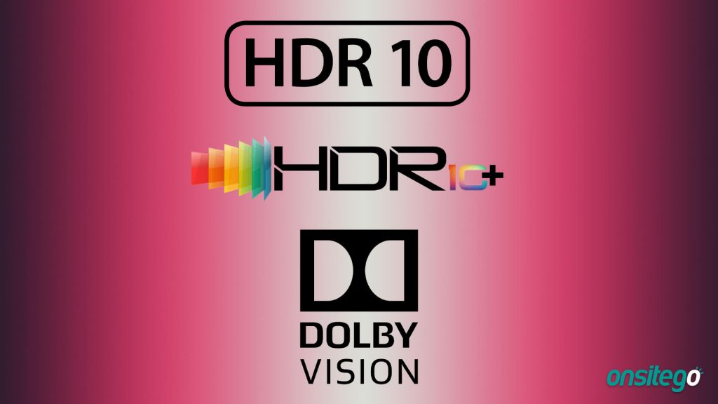 What is HDR in TVs: HDR10, HDR10+, Dolby Vision, HLG Explained