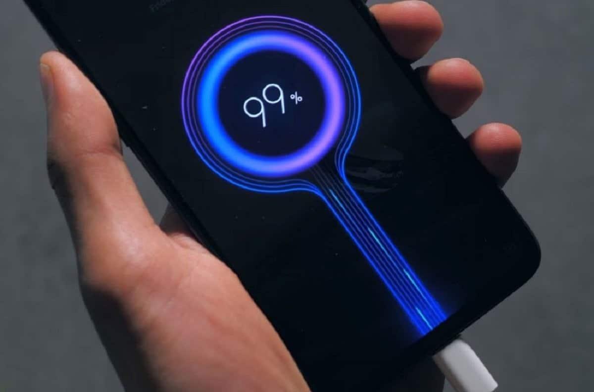Xiaomi Fast Charging