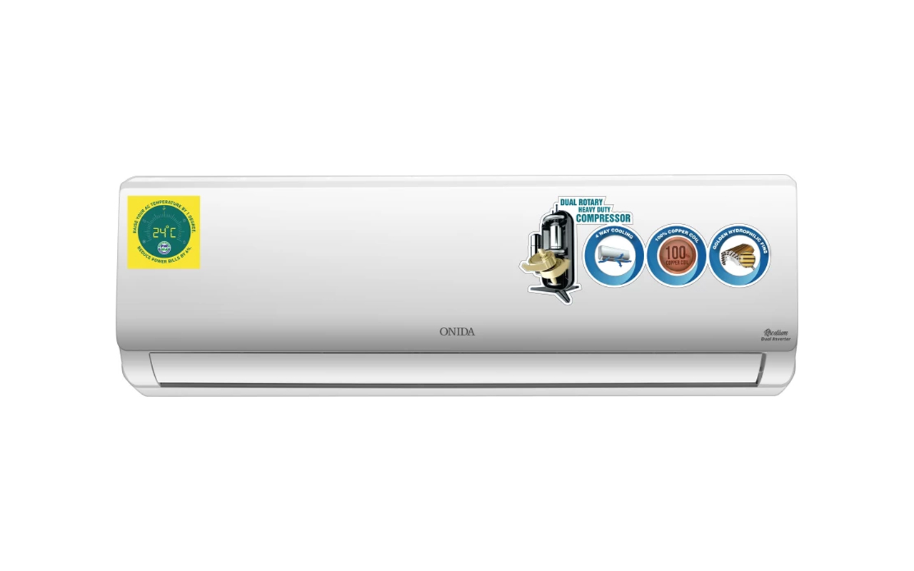 Onida IR185RHO_MPS 1.5 Ton Split Inverter AC