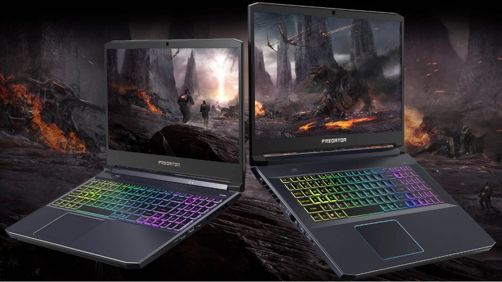Acer Predator Helios 300 gaming laptop with Nvidia RTX 30-series GPUs launched in India