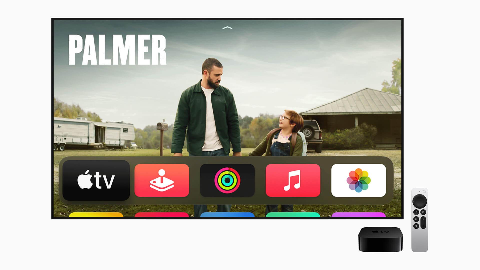 Apple TV 4K 2021 Apple TV Plus