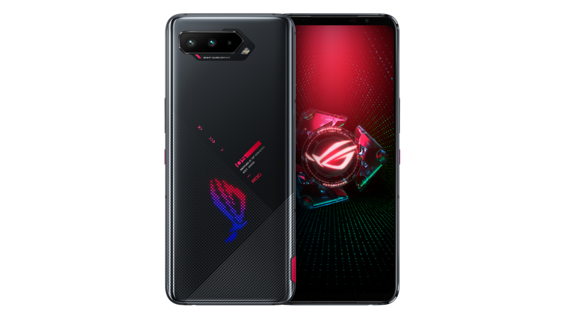 Asus ROG Phone 5 goes on pre-order in India: Specifications, price, offers
