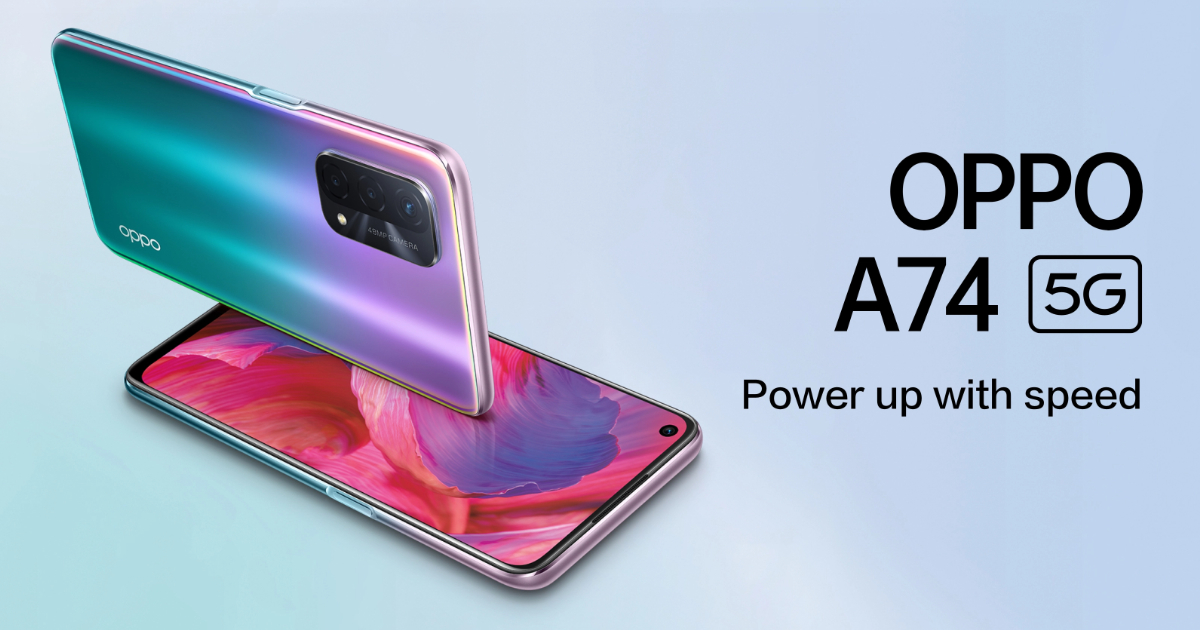 Oppo A74 5G launched in India at Rs 17,990: Specifications, offers