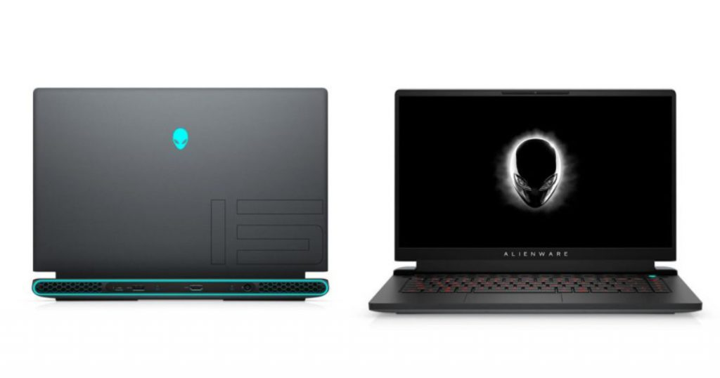 Alienware m15 R6 and Dell G15 Gaming Laptops Launched With 11th Gen Intel Processors and RTX 30-Series GPUs