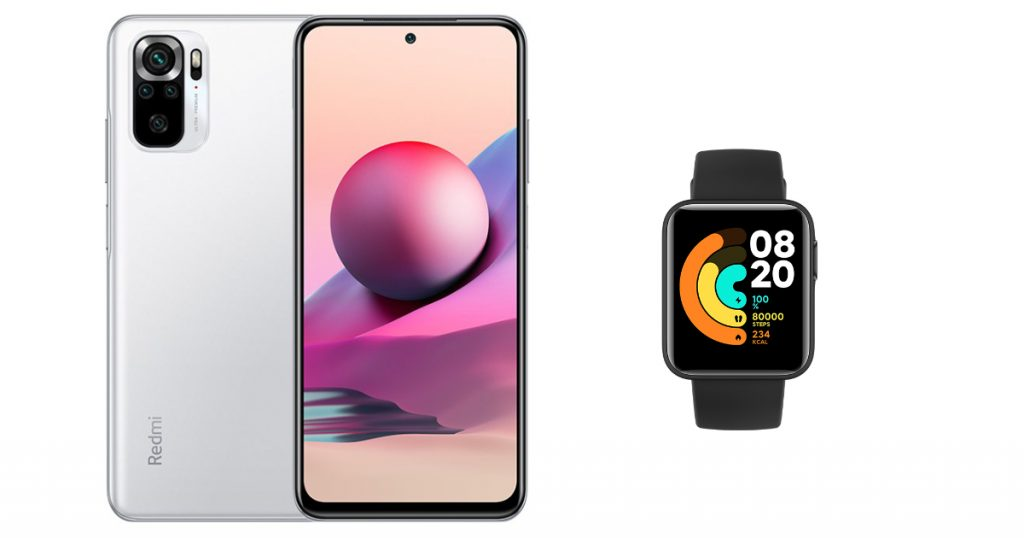 Redmi Note 10S and Redmi Watch Launched in India: Price, Specifications