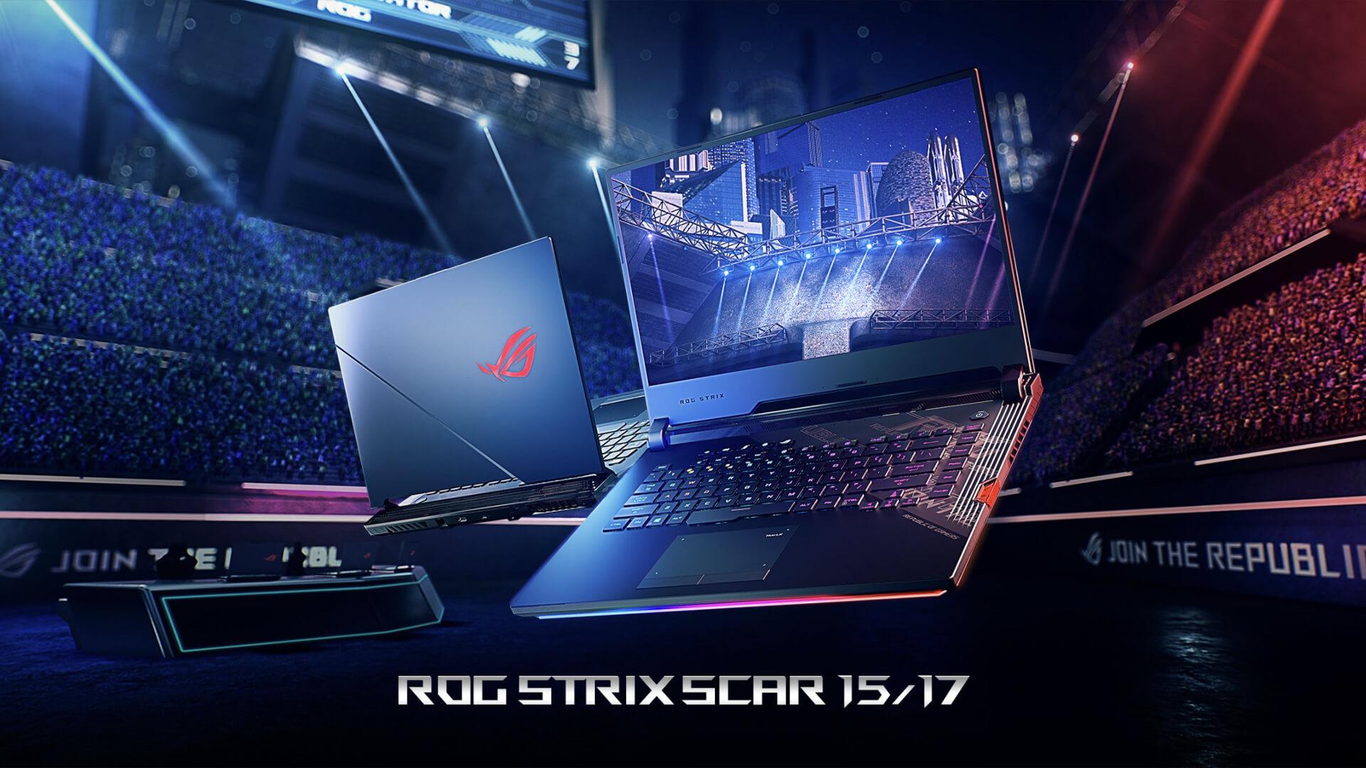 ASUS ROG Strix SCAR 15
