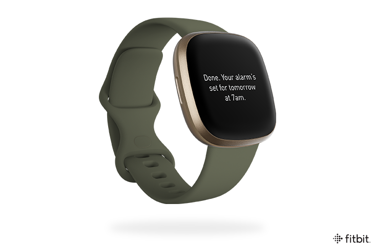 Fitbit Sense Software Update May 2021 Google Assistant Audible Responses