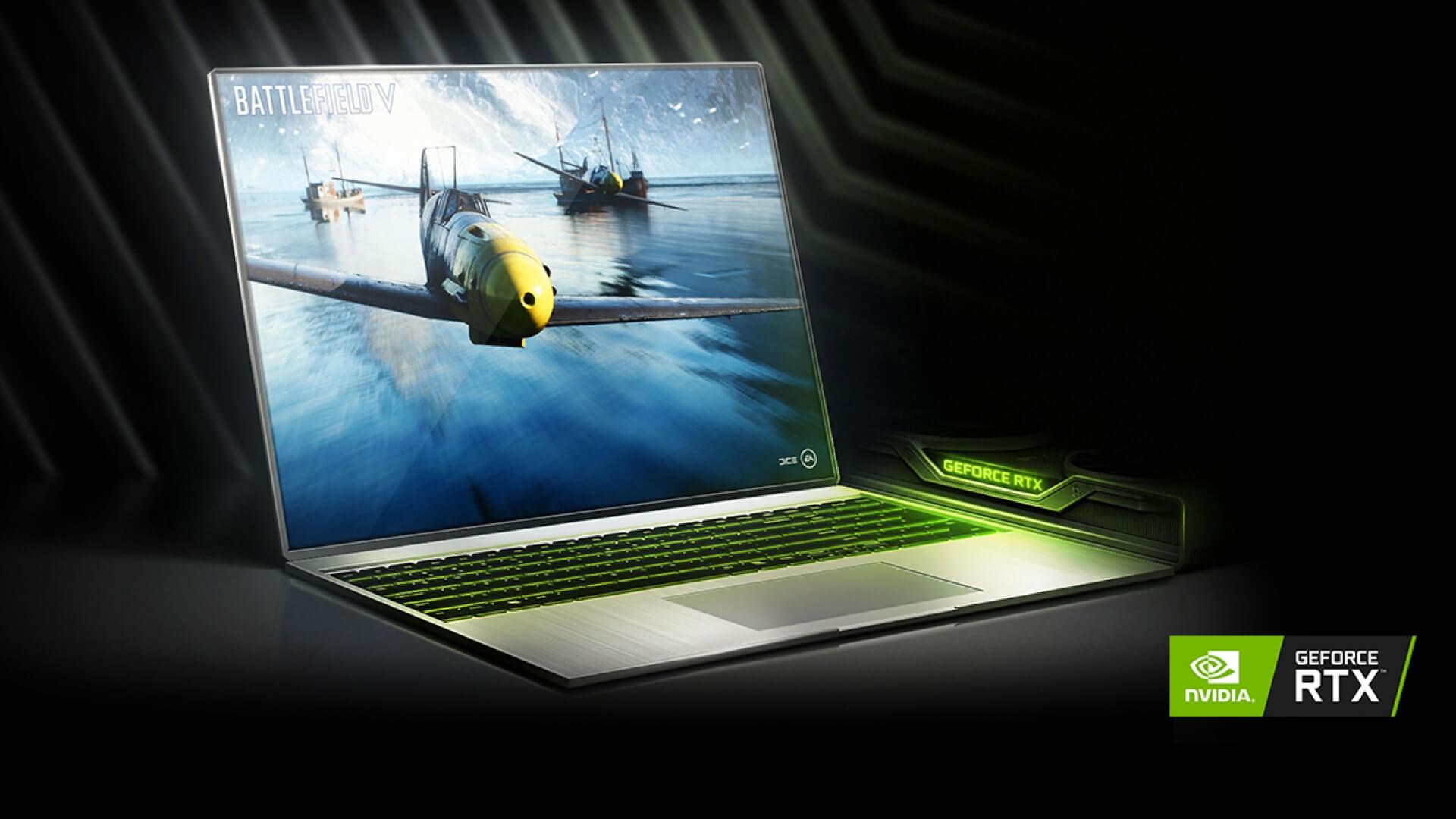 Gaming Laptops With Nvidia RTX 3000 GPU
