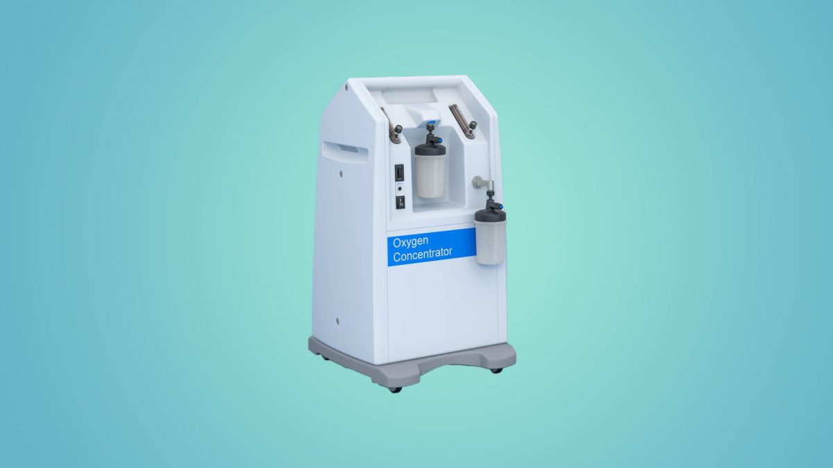Best Oxygen Concentrators In India For COVID-19 Treatment (2021)