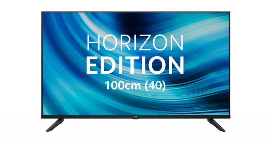 Xiaomi Announces Mi TV 4A Horizon Edition 40-inch In India: Price, Specifications