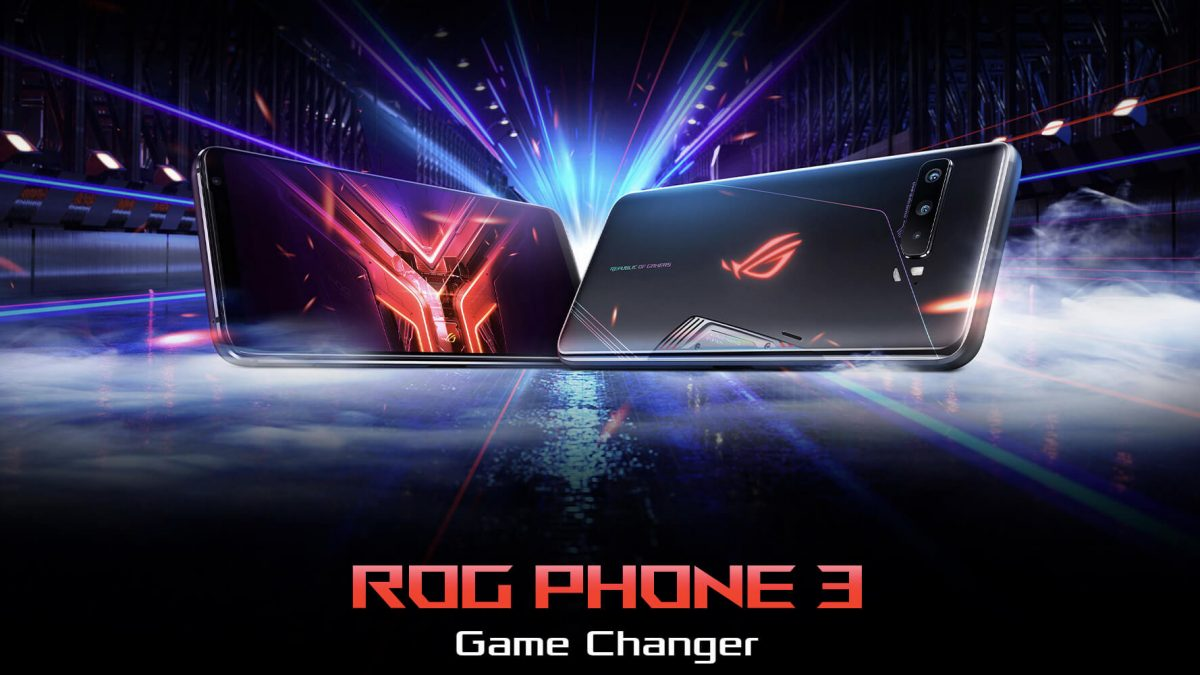 ASUS ROG Phone 3 Finally Receives Android 11 Update