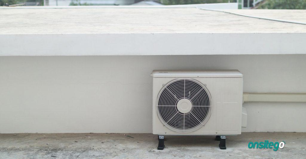 Air Conditioner Compressor Outdoor Unit