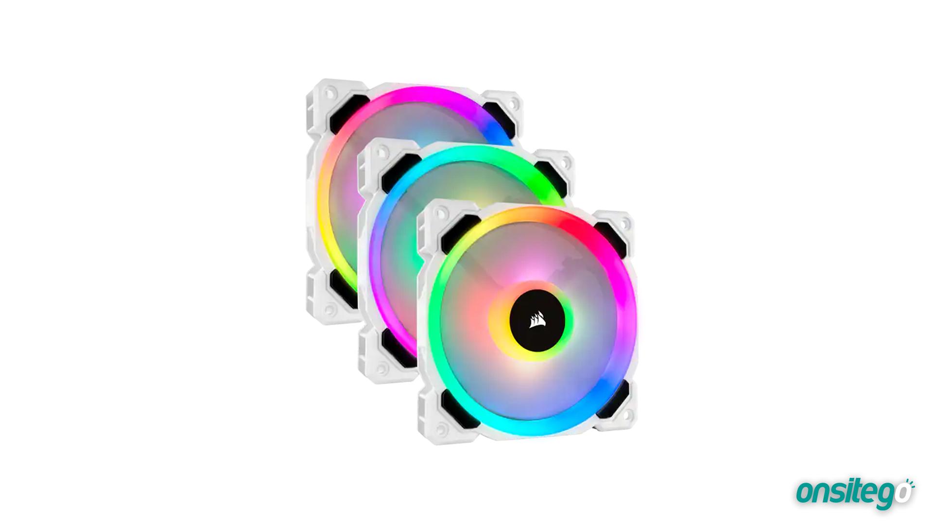 Corsair LL120 RGB 120mm Dual Light Loop