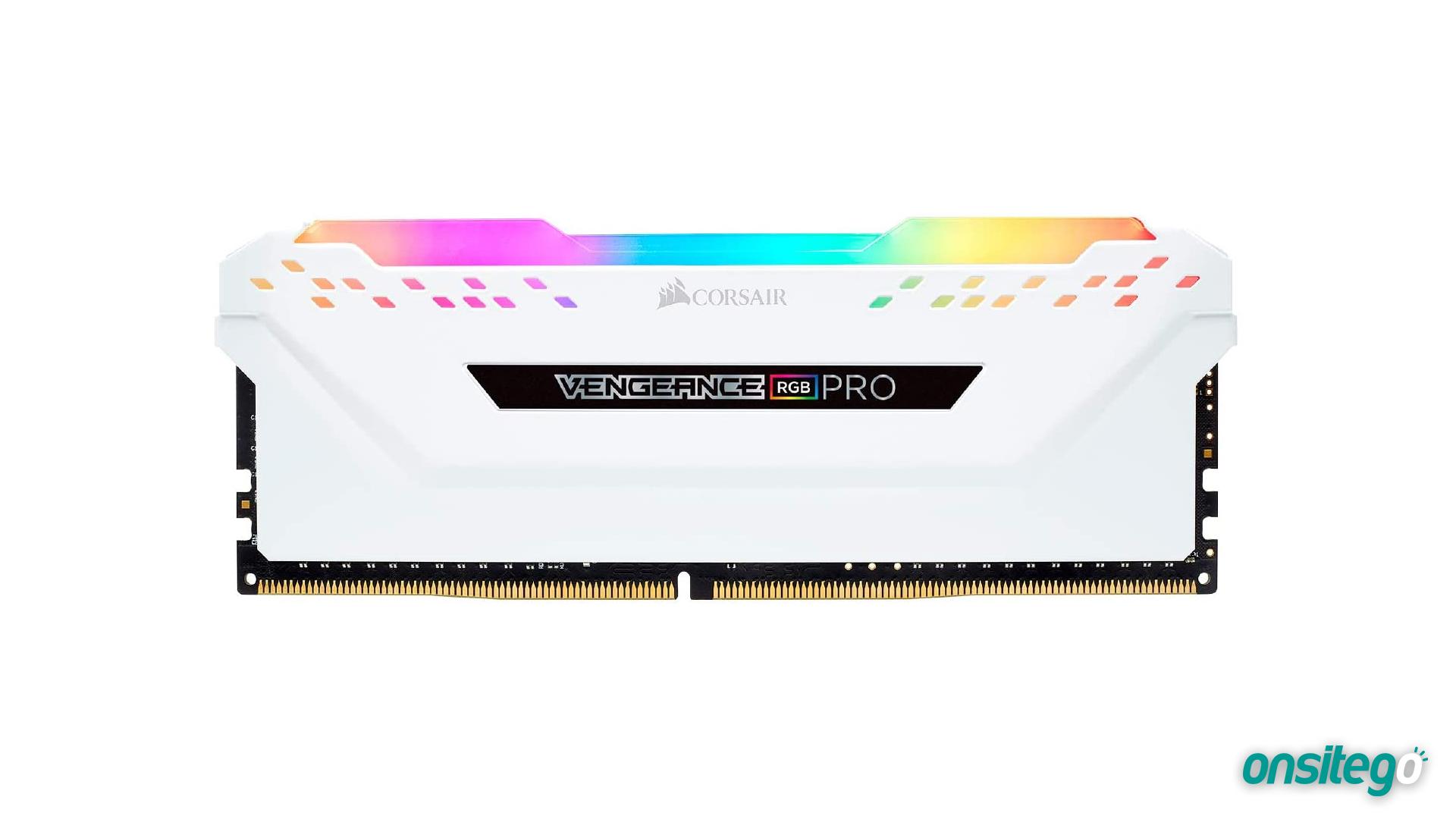 Corsair Vengeance RGB Pro White RAM
