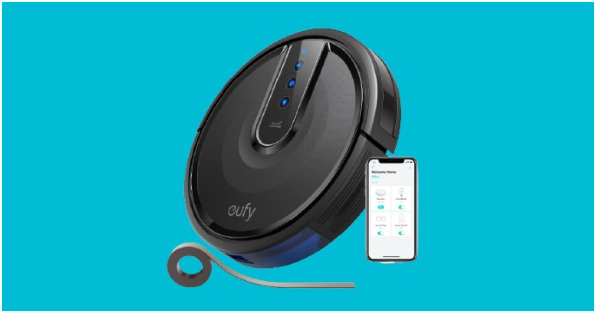 Eufy By Anker launches Robovac 35C Vaccum Cleaner launched in India