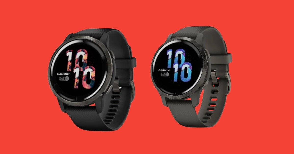Garmin Venu 2, Garmin Venu 2S Smartwatches With Health Snapshot Feature Launched in India: Price, Specifications