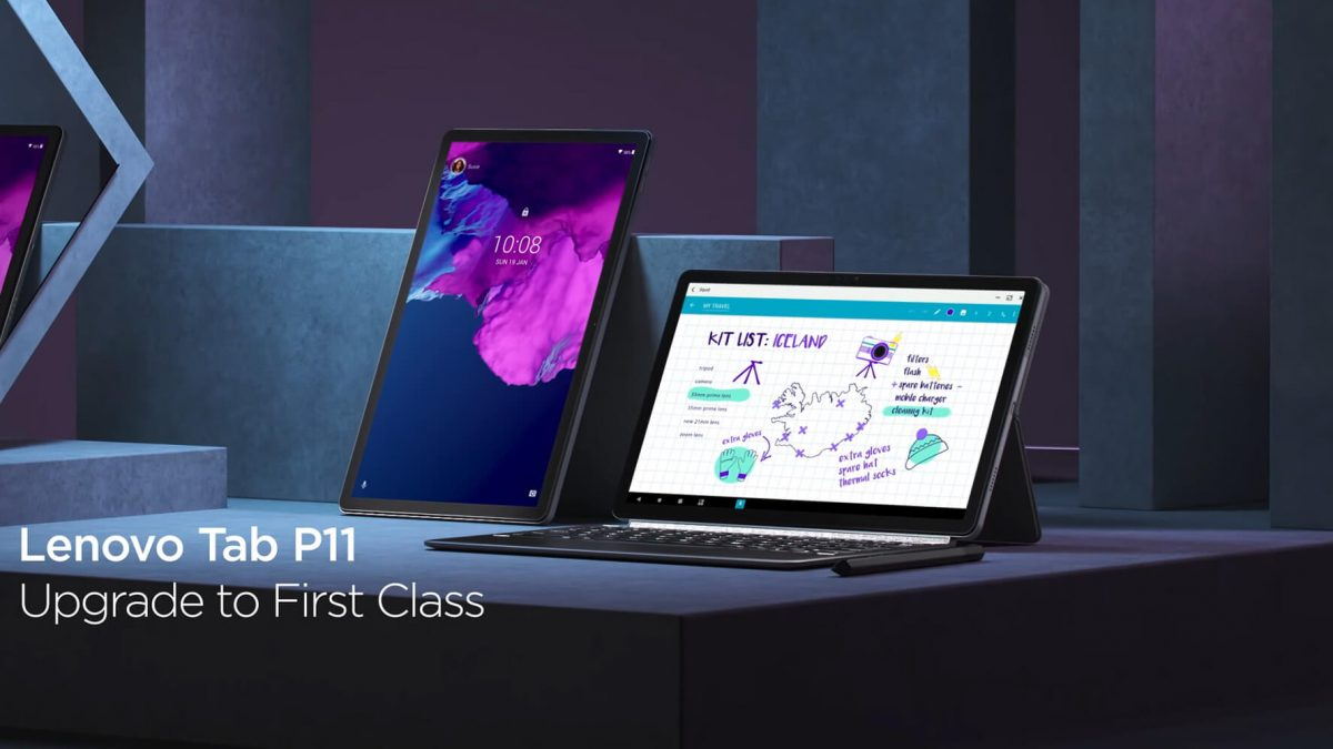 Lenovo Tab P11 With 11-inch Display, Snapdragon 662 Processor Launched in India: Price, Specifications
